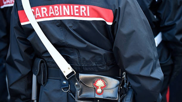 carabinieri police italienne