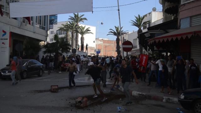 Al Hoceima: heurts entre manifestants et forces de l'ordre