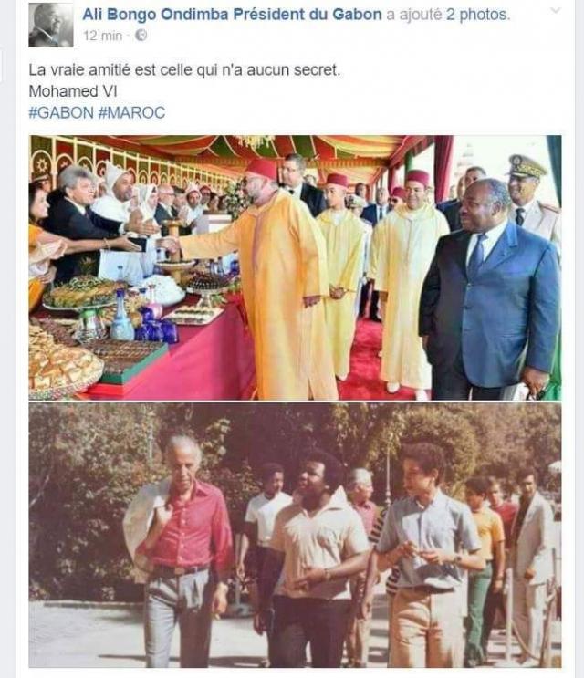 Al Bongo-Mohammed VI