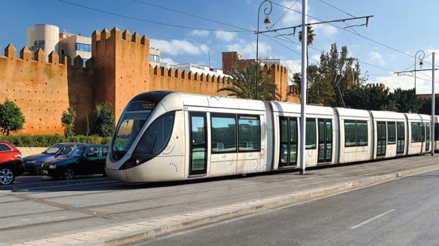 Tramway Rabat