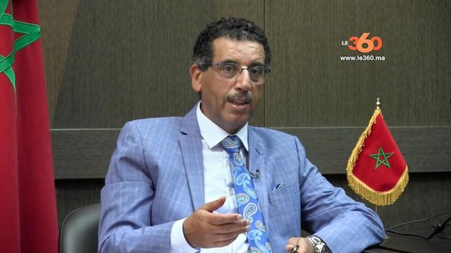 Cover Vidéo - Grand Format Abdelhak Khiame
