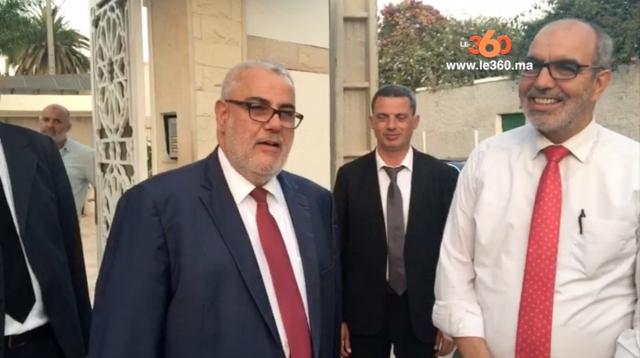 """Cover Video -Benkirane: """"légalement j'ai terminé mes deux mandats à la tête du PJD"""""""