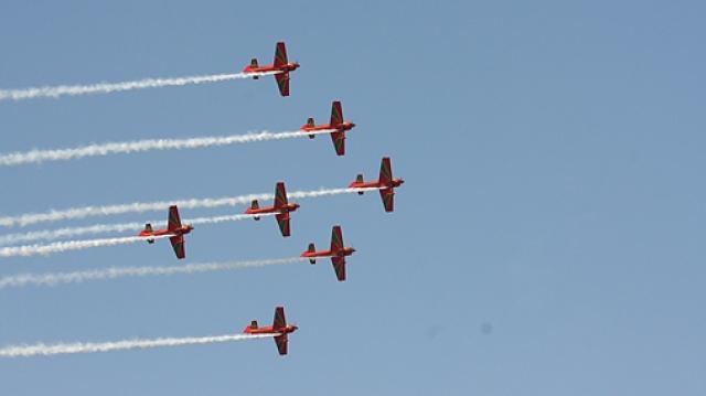 Forces Royales Air-shows aériens