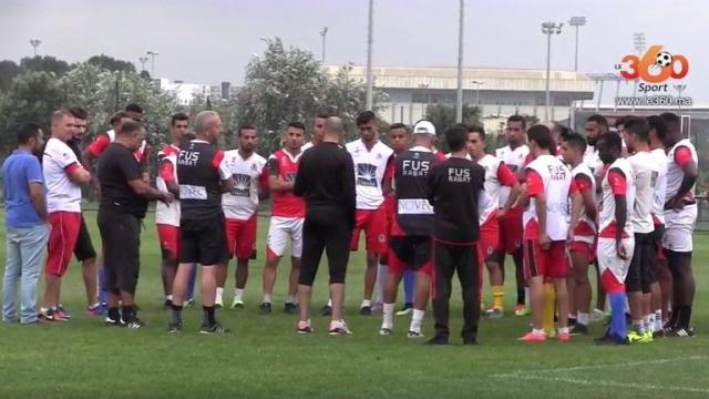 FUS de Rabat-préparation