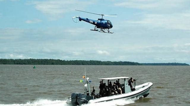 marine camerounaise