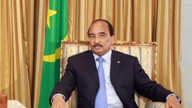 Ould Abdel Aziz