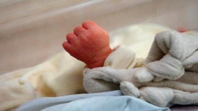Nouveau-né maternité