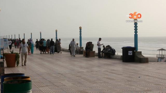 Cover Vidéo - شاطئ أكلو .. وجهة سياحية تستقطب آلاف المغاربة في ظل الإمكانيات المحدودة