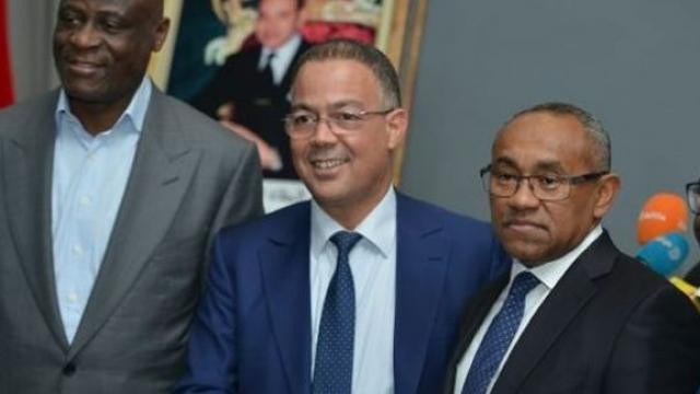 Ahmad et Lekjaa au Symposium de Skhirat
