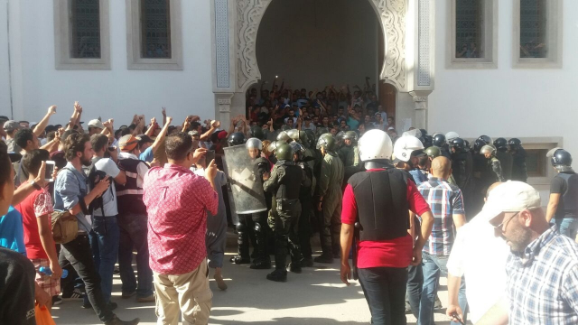 Manifestation Al Hoceima