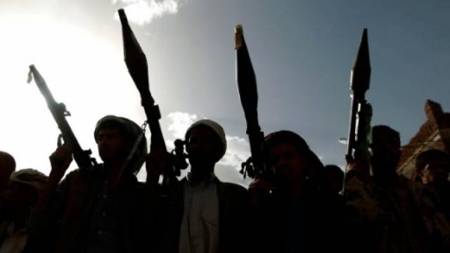 Yémen missile rebelle