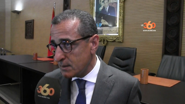 Cover Vidéo -  Interview à le 360 du Karim Tajmouati sur la spoliation des biens immobilliers