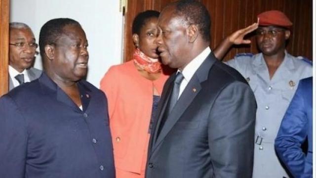 Bédié-Ouattara