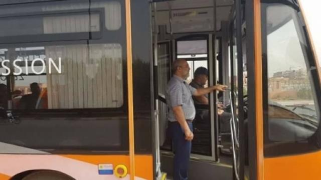 bus électriques