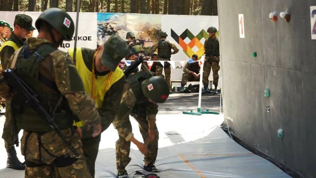 FAR-International Army -Games 2017-2