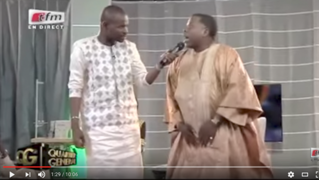 Sénégal. Iran Ndaw: «un prêcheur qui parle trop de sexe», selon un rappeur
