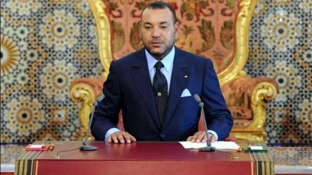 Mohammed VI discours du Trône