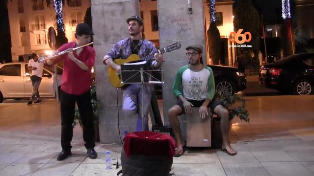 Cover Video -Le360.ma •les nocturnes de Rabat