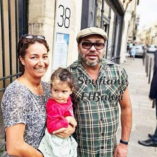 Roi Mohammed VI Paris 1