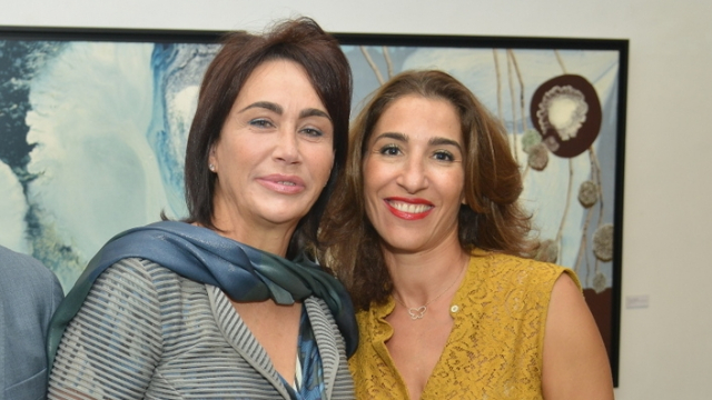 Rita Zniber et Nadia Amor