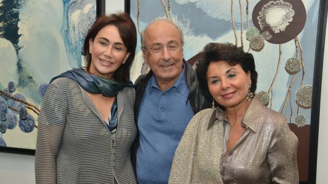Mmes Rita Zniber, Aicha Tazi et Abdelaziz Tazi