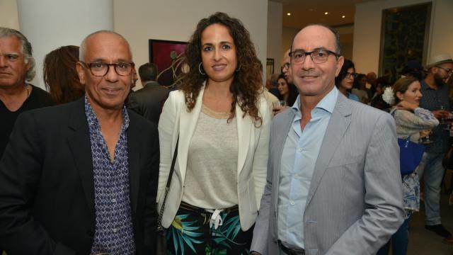 Yamou, Madame et Monsieur Noureddine Bensouda