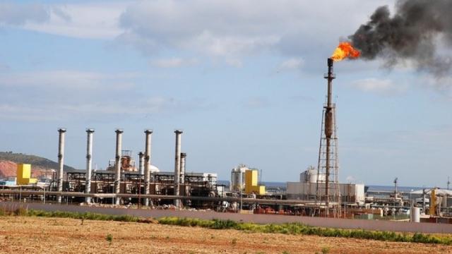 Petrole algérie