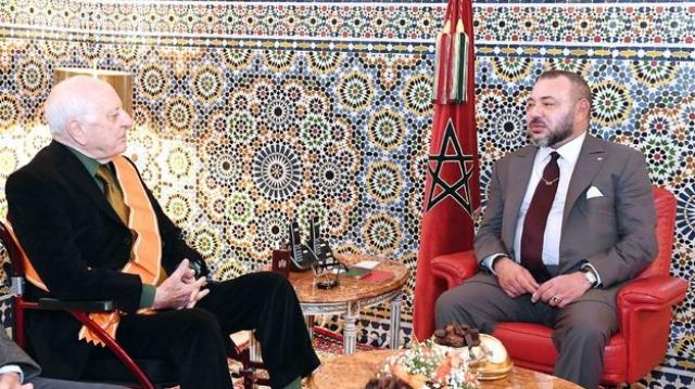bercé et Mohammed VI