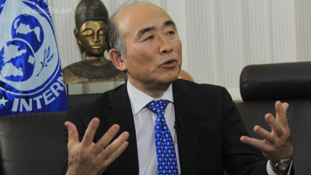 Mitsuhiro Furusawa, le DGA du Fonds monétaire international (FMI)