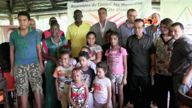 Côte d'ivoire scolarisation enfants couples mixtes