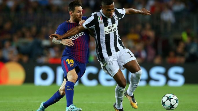 Messi contre la Juve
