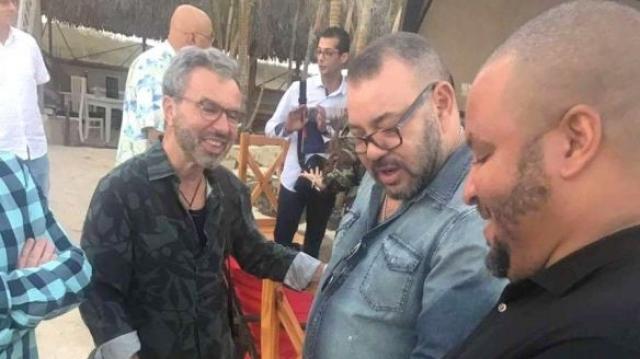 Mohammed VI-Michel Mirabal-3