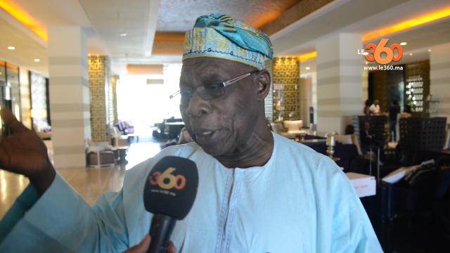 cover vidéo:Le360.ma •L'ex président du Nigeria s'exprime sur les relations de son pays avec le maroc