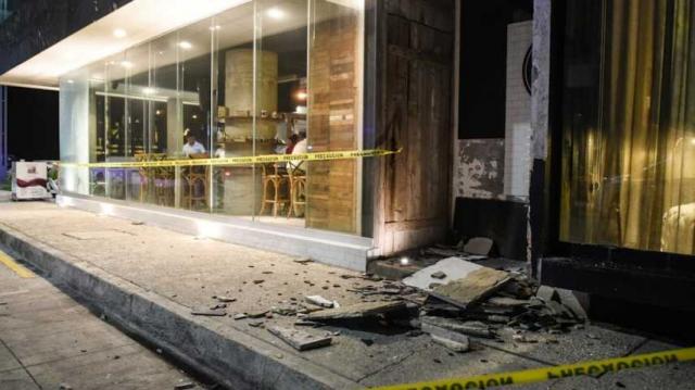 séisme mexique
