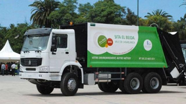 Sita Blanca Collecte déchets