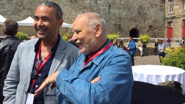 Tahar Ben Jelloun et Kamel Daoud
