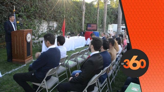 cover vidéo:Le360.ma •Le programme MEPI soutient les partenariats entre citoyens
