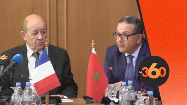 cover vidéo:Le360.ma •Paris et rabat jugent exceptionnel leur partenariat