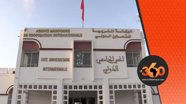Vidéo. Cité universitaire internationale de Rabat, l'Afrique en miniature