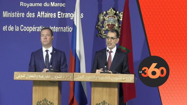 Cover Vidéo - La Russie va livrer au Maroc du matériel militaire