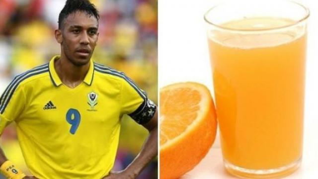 Jus d'Orange Gabonais