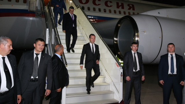 Medvedev Maroc-Russie
