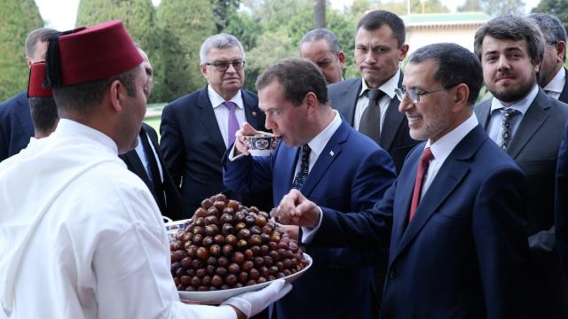 Medvedev Othmani
