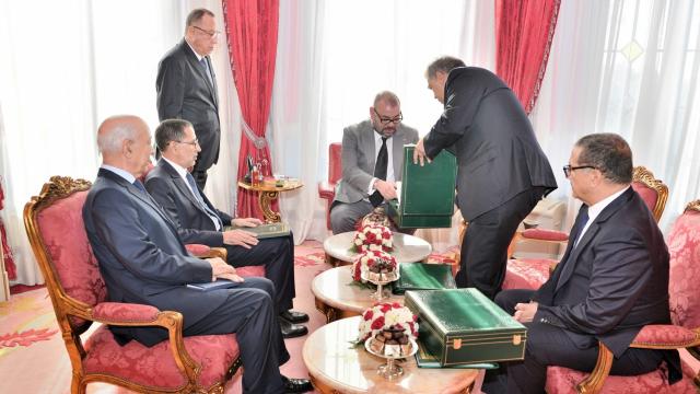 Mohammed VI Al Houceima Rapport Jettou El Othmani