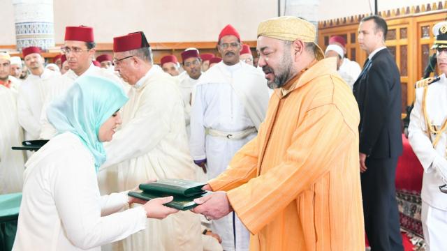 Roi Mohammed VI analphabétisme