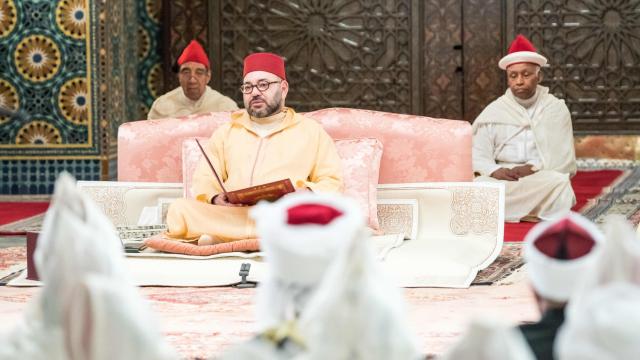Roi Mohammed VI Religion Ramadan