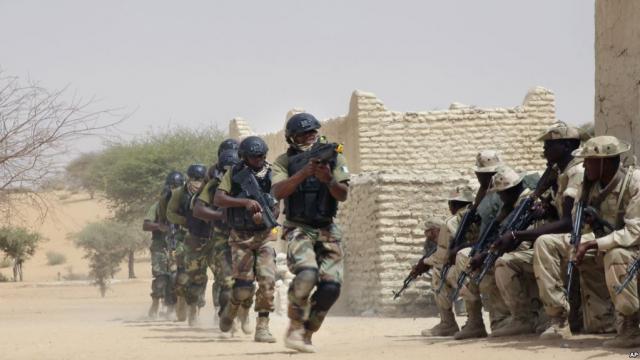 forces spéciales nigérianes