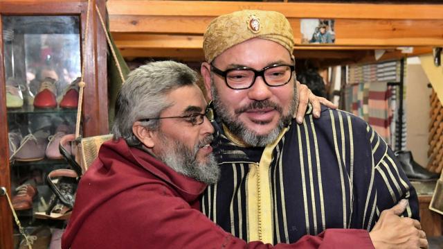 Roi Mohammed VI Action Sociale