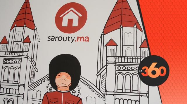 Cover Vidéo - Sarouty.ma