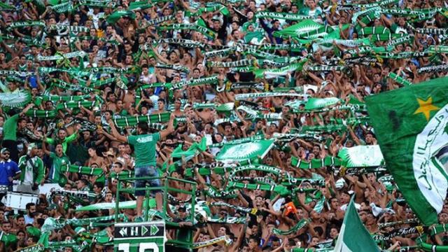 Supporters Raja